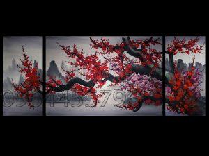 tranh treo tường 3d mã hd07